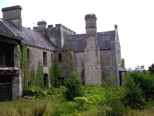 Penn Castle, Shanagarry (www.buildingsofireland.ie)