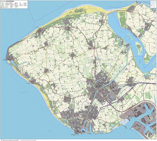 Walcheren, Netherlands (Wikipedia)