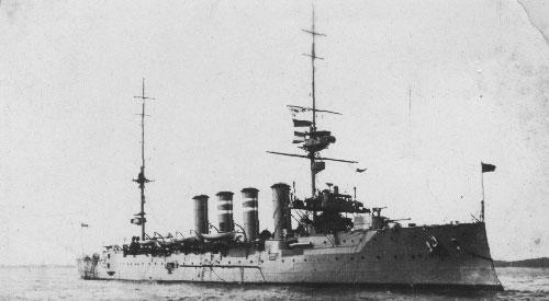 HMS Roxburgh (Image via Rootsweb)