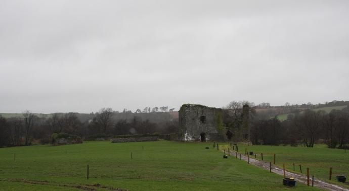 Cahermone Castle (Jenny O'Brien)