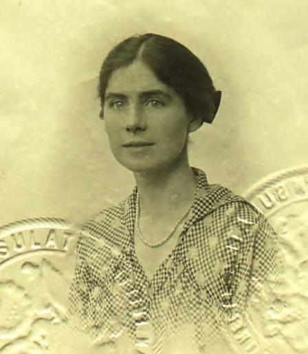 Elizabeth Mary Morrison (NARA/Ancestry)