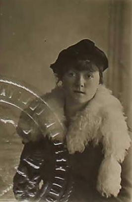 Gertrude Caruso (NARA/Ancestry)