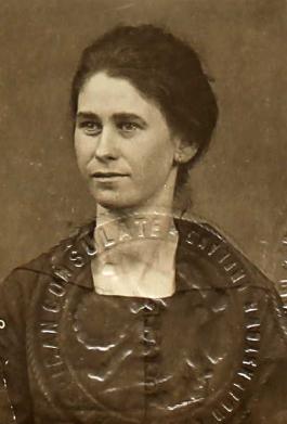 Josephine Buckingham (NARA/Ancestry)