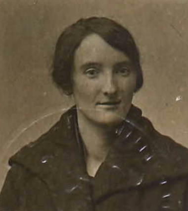 Mary Josephine Clark (NARA/Ancestry)