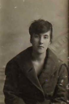 Norah Fry (NARA/Ancestry)
