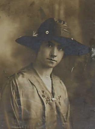 Sheila Mary Ayers (NARA/Ancestry)