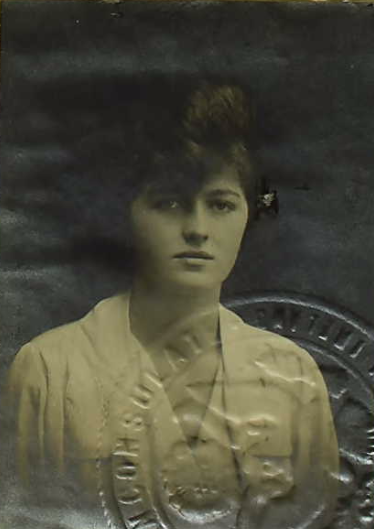 Bridget Mary Wallace (NARA/Ancestry)