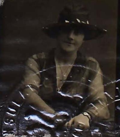 Kathleen Hawk (NARA/Ancestry)