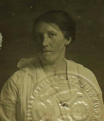 Madge Weed (NARA/Ancestry)