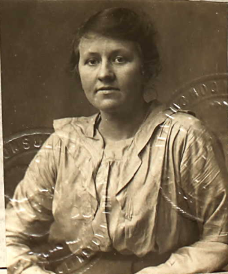 Margaret Wells (NARA/Ancestry)