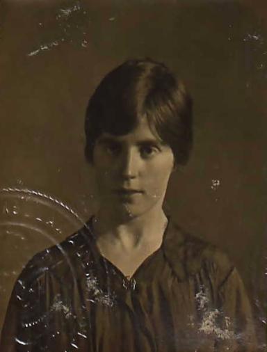 Mary Josephine Gabis (NARA/Ancestry)