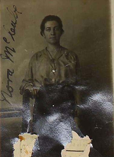Nora McCabe (NARA/Ancestry)