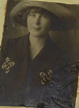 Phillis Audrey Tarbutton (NARA/Ancestry)