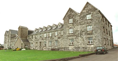 Midleton Workhouse, now Midleton Hospital (workhouses.org)