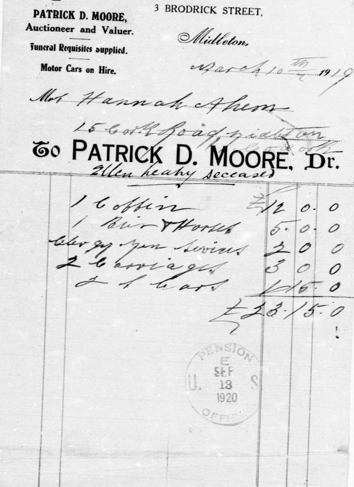 Patrick D. Moore